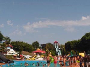 parque acuático de Padova Padovaland