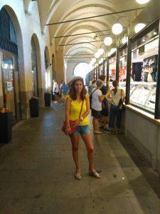 En el mercado de abastos de Padua