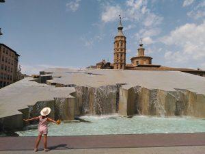 El Pilar de Zaragonza