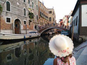 Gondolero Venecia
