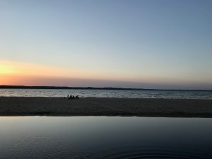 playa lago de navarrosse
